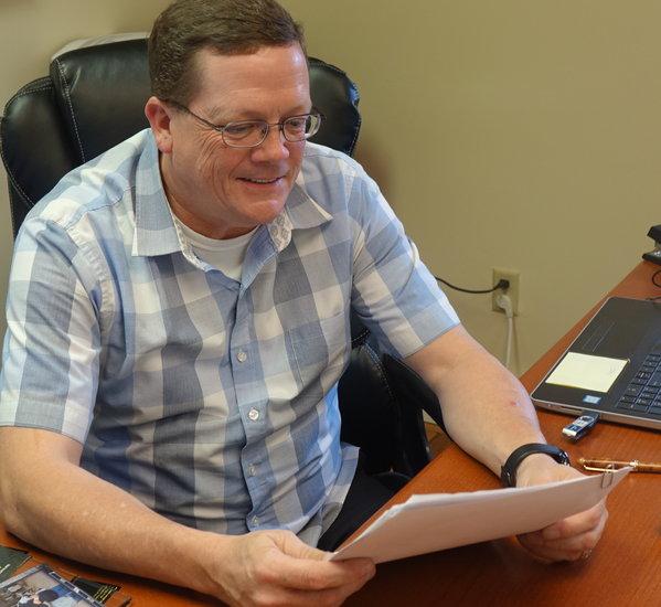 Supervisor Sean Lyons