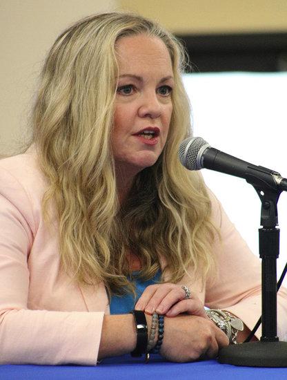 Health Commissioner Elizabeth Whalen
