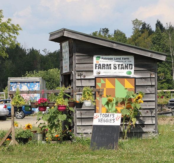 Patroon Land Farm in Knox, New York