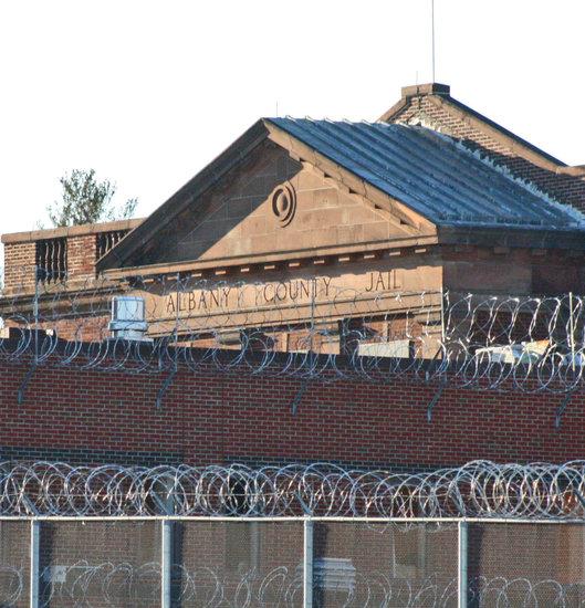 Albany County's jail