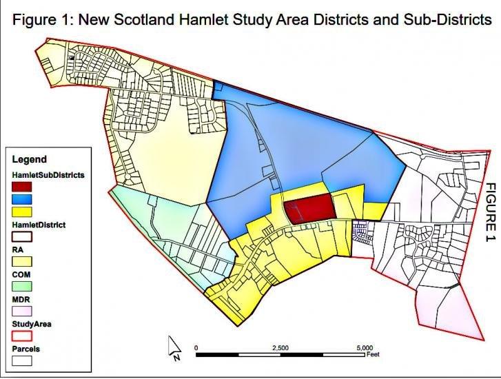 New Scotland Passes Hamlet Zoning Law The Altamont Enterprise