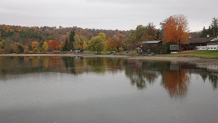 Warner Lake, in Berne