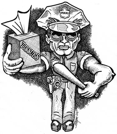 discretionary powers of police officers Discretion is the measure of a police officer there are officers who abuse their discretionary powers just like there are citizens who abuse their discretionary.