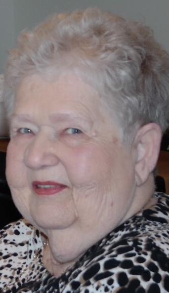 Shirley M. Harrington