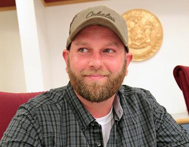 Knox Highway SuperintendentMatthew Schanz