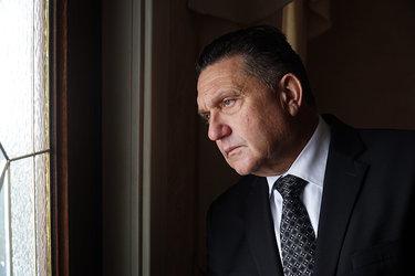 John Gulino funeral director