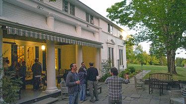 The Stonecrop house
