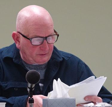 Supervisor John Dolce