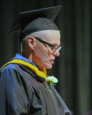 Voorheesville Superintendent Brian Hunt