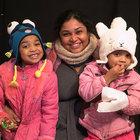 Aleesa, Nihla, and Ilana