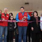 Robinson ACE Hardware, ribbon cutting, Bethlehem Chamber of Commerce, grand opening, business