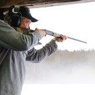 shooting at Helderberg Rod and Gun Club.
