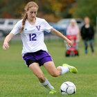 Voorheesville Central School District, Blackbirds, soccer, sectionals, Rebecca Gregg