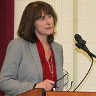 Marie Wiles, budget presentation