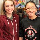 Maia Regan and Joanna Chen