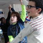 Dancing in the classroom, inclusion, Lynnwood Elementary School