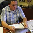 Berne Supervisor Sean Lyons