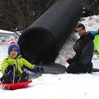 Children sled