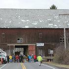The Hilton barn
