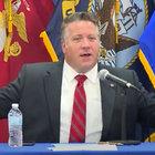 """Here's a virtual hug for everyone,"" says Albany County Executive Daniel McCoy."